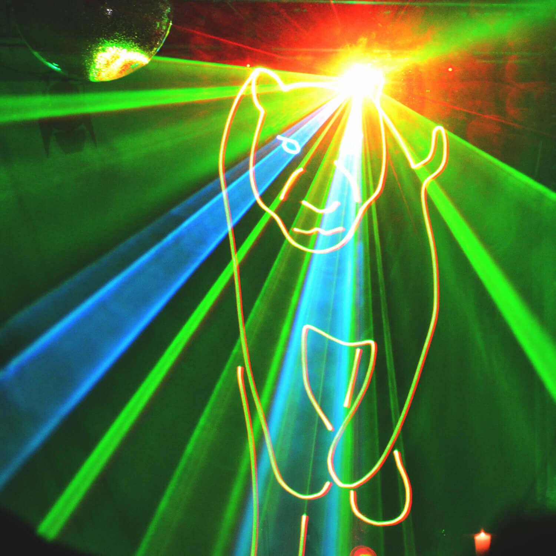 Polarlicht Fulda - Kjell Müller - DJ, Lichttechnik, Multimedia & Vermietung
